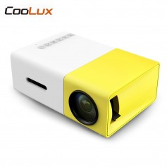 Mini LCD projecteur led portable