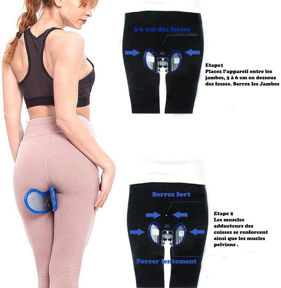 fonctionnement appareil muscle pelvien